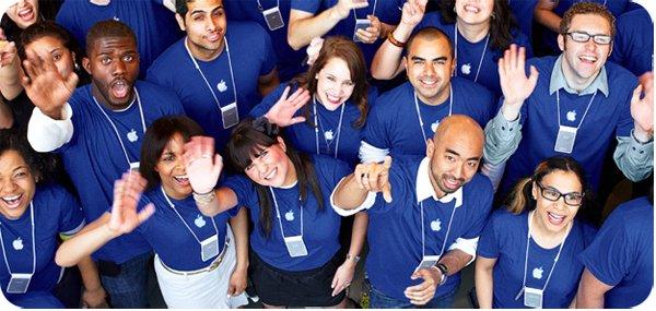 Apple-Employees