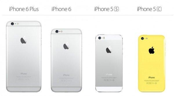 iphones compare